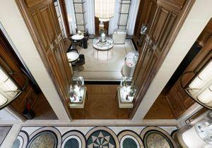 #ELLEFashionSpot : le nouvel écrin Boucheron de la place Vendôme