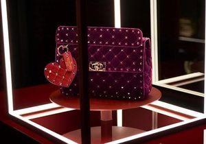 #ELLEFashionSpot : le pop-up store Valentino à l'Hotel Costes Paris