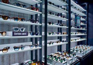 #ElleFashionSpot : Ray-Ban ouvre sa première boutique en France
