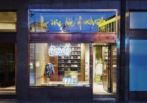 #ELLEfashionspot : The Cords & Co ouvre à Paris