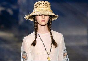 #ELLEsinfiltre...en backstage du défilé Christian Dior printemps-été 2020