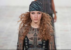 #ELLEsinfiltre…en backstage du défilé Christian Dior automne-hiver 2020-2021