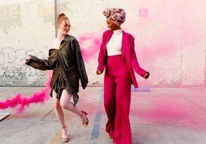 #ElleYÉtait… à la soirée rose de Pandora à Los Angeles