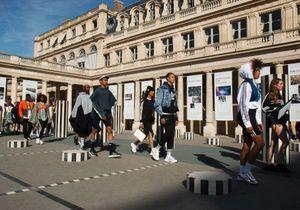 #ElleYÉtait… au défilé Adidas Originals x Casa93