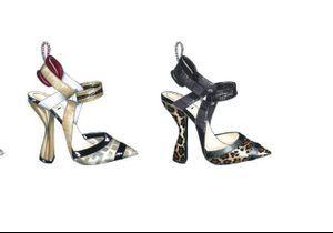 EXCLU - #MyFendiColibrì : Fendi dévoile son premier service sur mesure dédié aux chaussures Colibrì