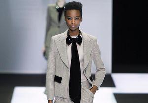 Fashion week de Milan : suivez en direct le défilé Giorgio Armani