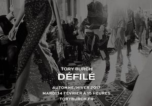 Fashion Week de New York : suivez le défilé Tory Burch en direct