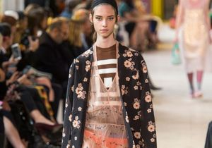 Fashion Week de Paris : Miu-Miu , sublime mélange des genres