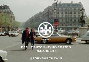 Fashion Week : suivez le défilé Tory Burch en direct à 15h