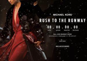 Fashion Week: suivez le show Michael Kors Collection en direct à 16h