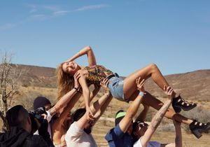 H&M dessine à nouveau une collection pour Coachella