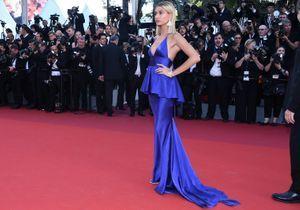 Hailey Baldwin, sublime hier sur le tapis rouge de Cannes
