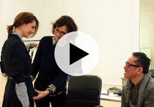 Ines de la Fressange parle de sa nouvelle collection Uniqlo