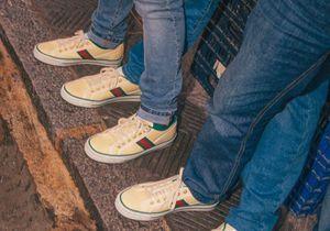 It-pièce : Gucci lance une nouvelle sneaker inspirée de ses archives