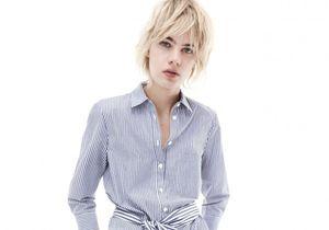 It pièce : la robe chemise de Zara