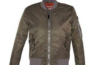 It pièce : la veste bomber de Schott NYC