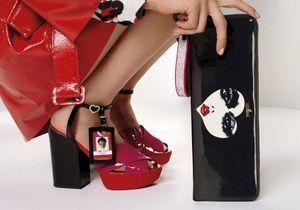 It pièce : les sandales à plateforme de Hogan