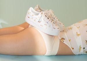 It pièce : les sneakers sensuelles de No Name x G.Kero