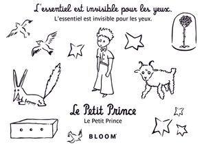 It Pièce : les tatouages éphémères du Petit Prince by Bloom