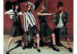 Jaden Smith pose pour Séries 4, la campagne printemps-été de Louis Vuitton