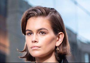 Kaia Gerber : elle porte déjà ce it-bag aperçu à la Fashion Week de New York