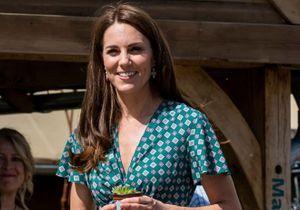 Kate Middleton : sa robe Sandro, parfaite pour l'été, est en solde