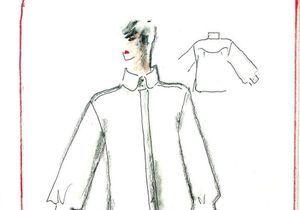 Kate Moss, Cara Delevingne, Tommy Hilfiger… ils revisitent la chemise blanche de Karl Lagerfeld pour la bonne cause