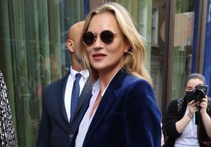 Kate Moss remet au goût du jour cette tendance des années 2000