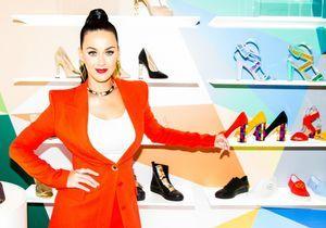 Katy Perry lance sa première ligne de chaussures