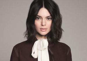 Kendall Jenner, nouvelle égérie glamour pour Longchamp