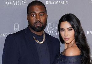 Kim Kardashian : Kanye West lui offre un collier à la signification particulière