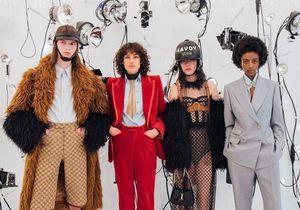 L'improbable vision de Balenciaga par Gucci nous séduit