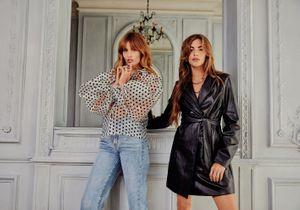 L'Instant Mode : Clara Berry et Lena Simonne imaginent le vestiaire idéal pour la mi-saison