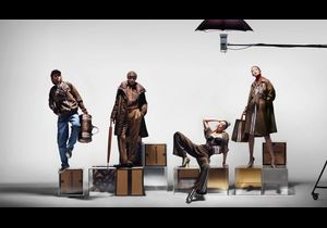 L'instant Mode : Gigi Hadid incarne la nouvelle collection monogramme de Burberry