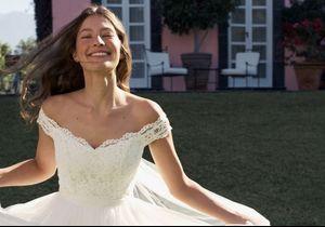 L'instant Mode : H&M dévoile sa collection de robes de mariée à petit prix !