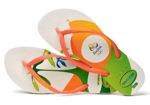 L'instant mode : Havainas célèbre les jeux Olympiques de Rio avec style