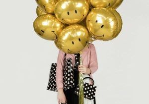 L'instant mode : l'univers acidulé de Lollipops x Smiley