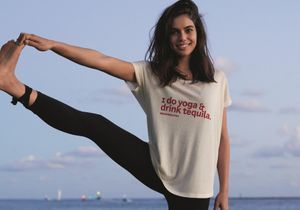 L'instant mode : la collection capsule de yoga Ba&sh x Ana Heart