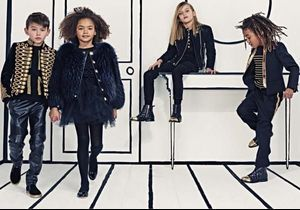 L'instant mode: la collection kids de Balmain