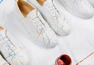 L'instant mode : la paire de sneakers (super limitée) de Garçonne & Chérubin