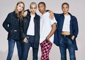 L'instant mode : la (seconde) collection de jeans G-Star par Pharrell Williams