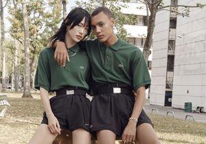 L'instant mode : Lacoste abat les frontières du genre pour sa nouvelle collection