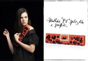 """L'instant mode : les """"caprices"""" de Julia Restoin Roitfeld pour Roger Vivier"""