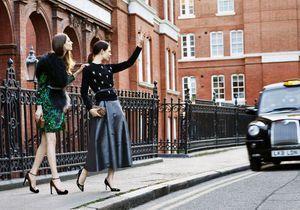 L'instant mode : les Londoniennes so chic de L.K. Bennett