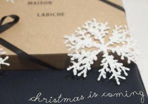 L'instant mode : les personnalisations festives de Maison Labiche