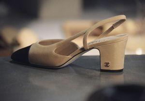 L'instant mode : les slingbacks Chanel qui sont partout