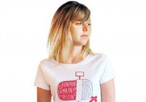 L'instant mode : les T-shirts héroïques de WAAH