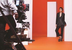 L'instant mode : Liu Wen incarne le Soft Minimal de Mango
