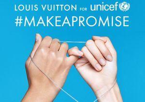 L'instant mode : Louis Vuitton et l'UNICEF créent une collection capsule engagée