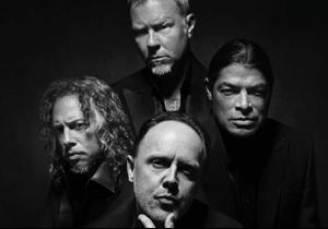 L'instant mode : Metallica enfile le costume pour Brioni